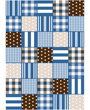 99463 - BOY PATCHWORK (Kippers)