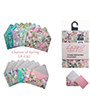 1032097 - 8 precut cards and matching envelopes - Charms of Spring