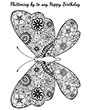 47559 - Decorative Butterfly